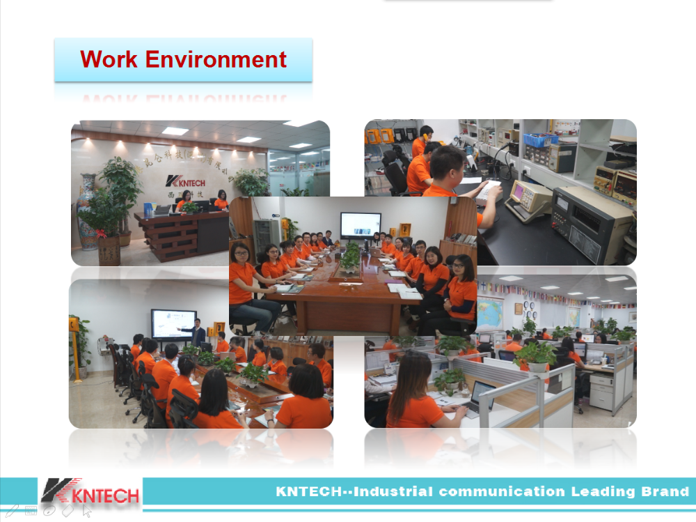 Working environment