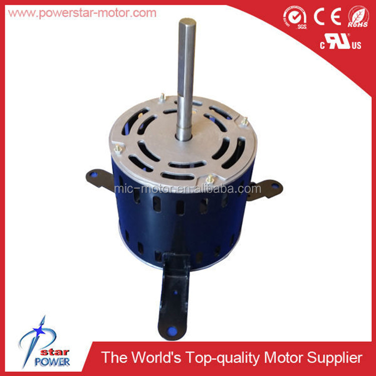 single phase ac fan electric motor for air mover carpet drier