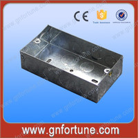 Wholesale Galvanized Multi Gang Electrical Metal Switch Box