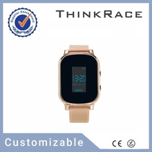Best GPS watch/gps tracker/mobile watch phones with pedometer and Customizable gps tracking Thinkrace PT58