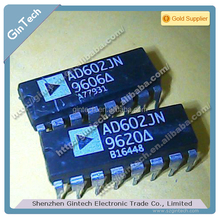 AD602JN DIP-16 Dual, Low Noise, Wideband Variable Gain Amplifiers