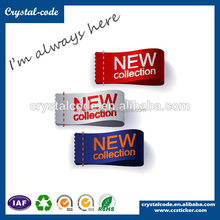 Adhesive sticker cloth wholesale direct factory garment washable label