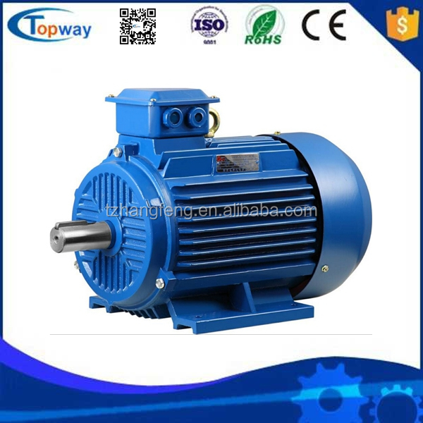 Y2/Y Series Three Phase Cast Iron Frame Electric Motor Y2-132m2-6, 5.5 Kw
