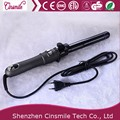 LCD display dual voltage ceramic electric beauty salon equipment hair curler