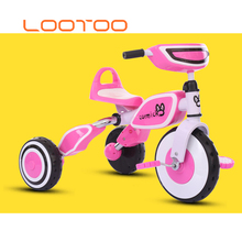 China manufacturer supply sport child tricycle / steel frame new model kids toy tricycles bike