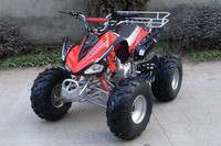 Cheap 110cc 125cc power engine atv with 4 wheeler for sale