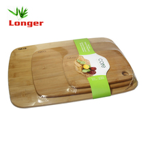 2016 China natural solid good quality fish bamboo cutting board wooden cutting board