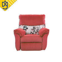 Living room swivel single armchair sofa recliner made in china