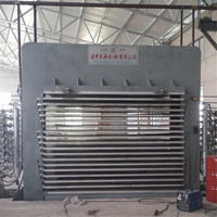 hydraulic Hot Press Machine/Hot Press/Plywood Making Machine