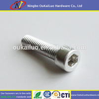 High Quality Aluminum Socket Head Cap Screws