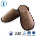 Good Quality Warm Soft Cotton Room PVC Strap Slipper