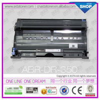 laser toner DR-350 for brother black print test page