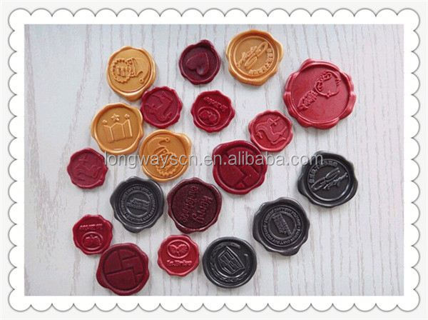 2014 wax sealing stamp manufacture in china