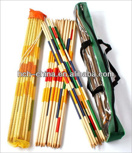 Wooden Pick Up Stick Outdoor Games Giant Games Mikado Game Pick Up Stick
