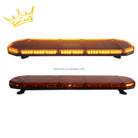 47 Inch 12V 24V Offroad Car Roof Used Amber LED Light Bar