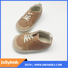 2017 children latest footwear high quality western baby shoes leather