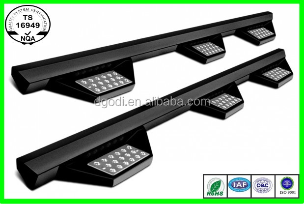 Fiat Freemont Cross Running Boards Side Steps
