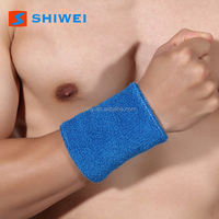 SHIWEI--HW618# high quality weightlifting elastic wristband pain relief wrist support