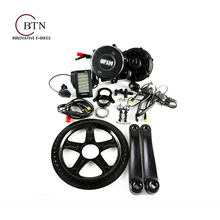 bafang electric bike parts motor mid drive