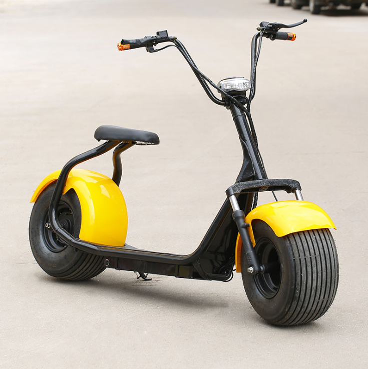 2016 leds light two wheel smart balance electric scooter