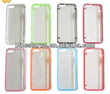 factory price tpu+pc hybrid cell phone case for iPhone 5c/iPhone mini/iPhone lite/new iphone