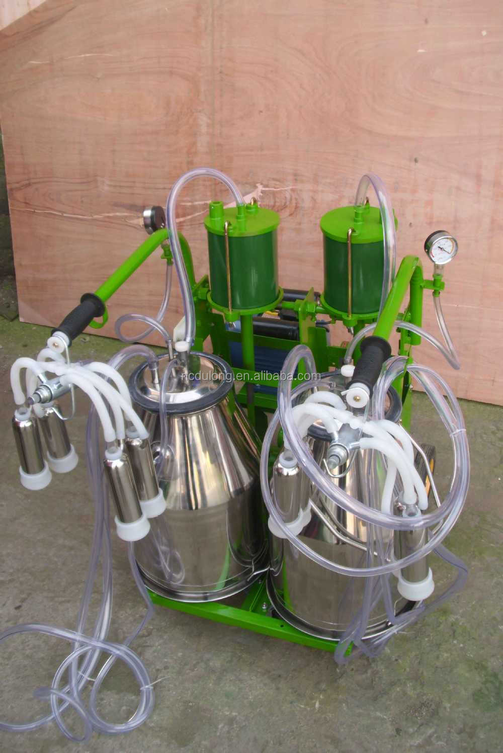 Pulse vacuum type competitive prices cow milking machine
