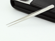 Excellent Quality Brand Custom Dumont Tweezers German Stainless Steel Sharp Tip Tweezers