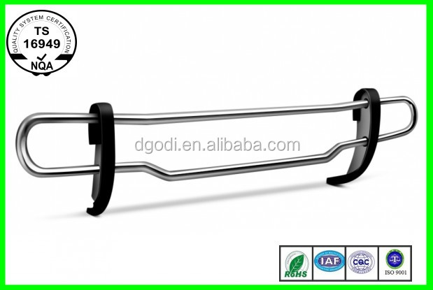 TS 16949 New Product ABS Plastic Front and Rear Bumper Guard for RAV4 2016