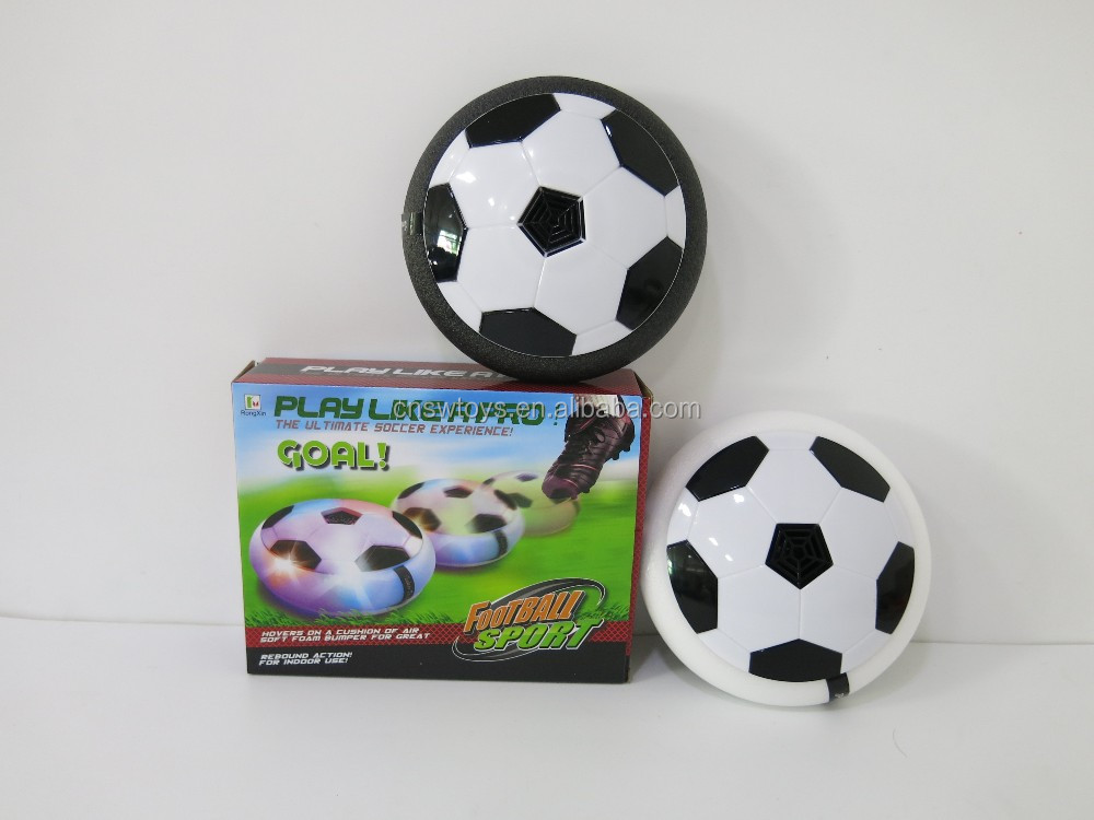 BO Air Hover Soccer Football Toys With Flash Lights