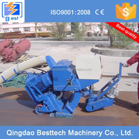 100% Newest Tunnel Pavement Shot Blasting Machine