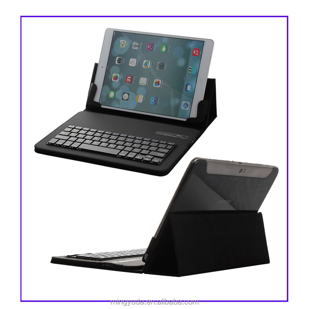 Universal 3.0 wireless bluetooth keyboard leather case for tablets 10 inches