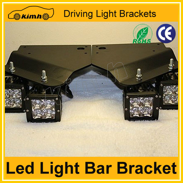 car accessory auto part led bar bracket