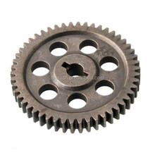 China supplier steel spur gear forged spur gears