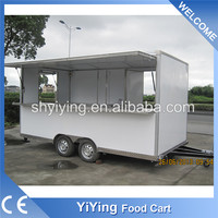 YY-FS420 2016 hot selling mini truck food