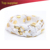 Amazon supplier Turban Infant Headband Kid's Wrap Gold Polka Dot headwrap wholesale