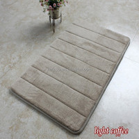 Soft Memory Foam Anti-fatigue Bath Carpets and Rugs For Sale