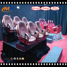 Attractive and durable 5D theater equipment 4D movie theater 3D cinema system in China from Guangzhou Mantong