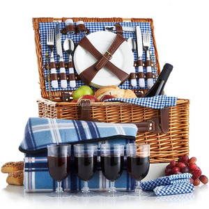 Willow Picnic Basket/Hamper