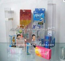 2013 New design and High quality Hanger Clear Plastic Gift Packaging