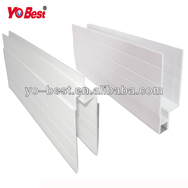 PVC U Channel Extrusions