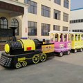 Shopping Mall Kids Trackless Electric Tour Train