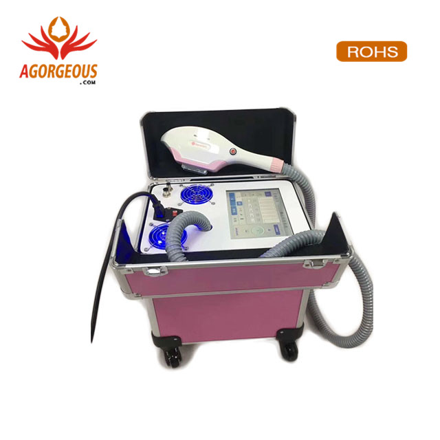 Hospital/home/medical 360 magneto-potic technology skin improvement ipl shr hair removal device