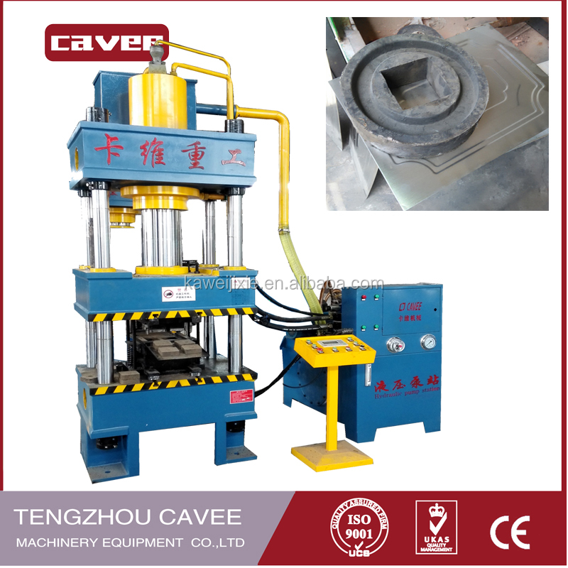 Cow lick salt block press hydraulic press machine 500T