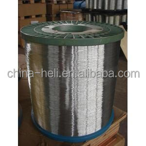 China factory round galvanised saddle stitcher wire