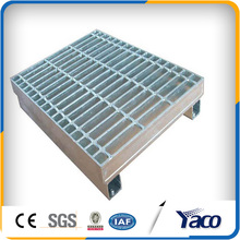 China product 30x3 galvanized steel grating with price list