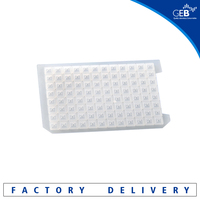 manufactory direct plastic deep square well plate