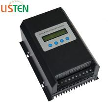 48V 300W MPPT Wind Solar street light Hybrid Charge Controller For wind solar power system