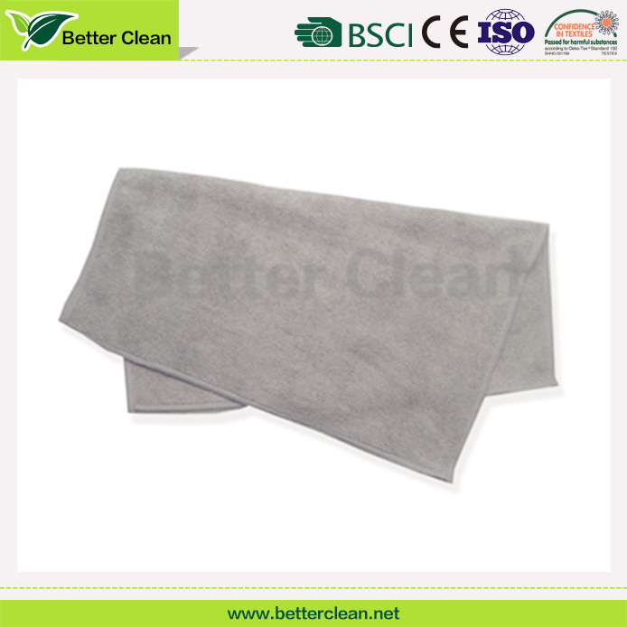 Textile household wipe microfiber window cleaning cloth