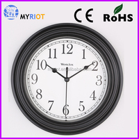HOT SELL !! LOW PRICE antique decro wall clock with CE&ROHS