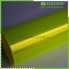 good quality headlight car wrap protective film, fluorescein
